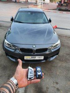 שחזור מפתח BMW רכב